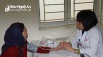 350 người nghèo, đối tượng chính sách được khám bệnh, cấp thuốc miễn phí