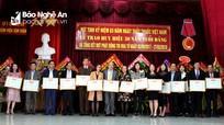 Bệnh viện Tâm thần Nghệ An kỷ niệm 63 năm Ngày Thầy thuốc Việt Nam