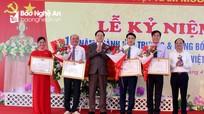 Lễ công bố Quyết định thành lập trường Cao đẳng Việt Anh