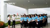 Sinh viên Đại học Công nghệ Vạn Xuân thực tập năm 3 tại Nhật Bản