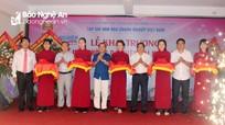 Ra mắt Văn phòng đại diện Tạp chí Văn hóa doanh nghiệp Việt Nam tại Nghệ An
