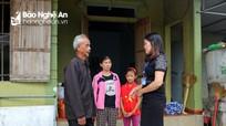 Ước mơ đến trường của cô học trò nghèo vượt khó học giỏi