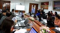 Nghệ An: Tập huấn triển khai phần mềm quản lý cơ sở dữ liệu công chứng