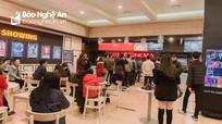 "Lotte Cinema Vinh hấp dẫn mùa phim ""bom tấn"" dịp cuối năm"