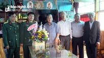 Hoạt động trao tặng quà cho giáo dân, người nghèo tại Nghệ An