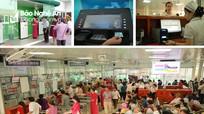 """Bệnh viện ĐKTP Vinh tiếp tục hoàn thiện mô hình bệnh viện """"thông minh"""", hiện đại"""