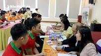 Hàng trăm lao động Nghệ An được tuyển dụng miễn phí làm việc tại Malaysia