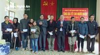 Nhiều hoạt động từ thiện, hỗ trợ người nghèo ở Nghệ An