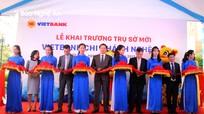 Vietbank Chi nhánh Nghệ An khai trương trụ sở mới