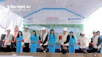 Khởi công nhà máy xử lý nước thải Khu Công nghiệp WHA Industrial Zone 1-Nghệ An