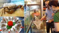 Điểm hẹn thưởng thức những món hải sản nức tiếng ở thành Vinh