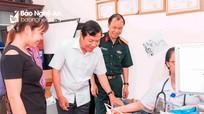 Khám sàng lọc bệnh tim bẩm sinh miễn phí cho trẻ em Nghệ An từ ngày 7- 9/6