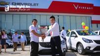 Những chiếc xe VinFast Fadil đầu tiên đến tay khách hàng tại Nghệ An - Hà Tĩnh