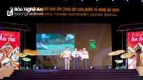 Vietravel - nhà tài trợ bạc của Festival Văn hóa ẩm thực du lịch quốc tế Nghệ An 2019