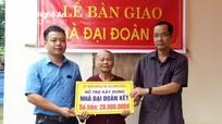 Hoạt động ủng hộ người nghèo, học sinh có hoàn cảnh khó khăn tại Nghệ An