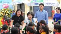 Quỹ sữa Vươn Cao Việt Nam: Nỗ lực vì sứ mệnh: 'Để mọi trẻ em đều được uống sữa mỗi ngày'