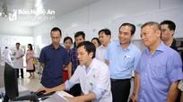 Bệnh viện ĐKTP Vinh sẽ tiếp nhận các kỹ thuật can thiệp tim mạch chuyên sâu từ Bệnh viện E