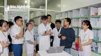 Bệnh viện Đa khoa TP Vinh: Sôi nổi 'Ngày hội 5S'