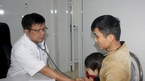 Hơn 400 người dân ở Nghệ An được khám sàng lọc tim mạch miễn phí