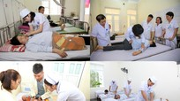 Bệnh viện Y học Cổ truyền Nghệ An - những dấu ấn nổi bật năm 2019