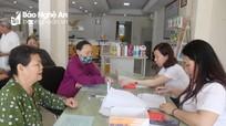 Hàng nghìn người dân Nghệ An bị ảnh hưởng bởi dịch Covid-19 được chi trả trợ cấp