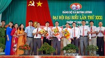 Đại hội đại biểu Đảng bộ xã Quỳnh Lương (Quỳnh Lưu), nhiệm kỳ 2020 - 2025