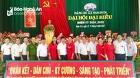 Xã Nam Sơn (Đô Lương) phấn đấu đạt chuẩn nông thôn mới nâng cao vào năm 2025
