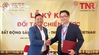 Sàn Bất động sản Tâm Quê chính thức trở thành đối tác chiến lược của TNR Holdings Vietnam