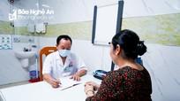 Phát hiện bệnh nhân mắc thoát vị hoành hiếm gặp tại Bệnh viện Đa khoa Cửa Đông