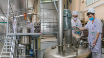 Bệnh viện Y học cổ truyền Nghệ An: Hiện đại hóa dây chuyền sản xuất thuốc Đông y