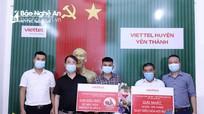 Khách hàng Nghệ An dùng Viettel trúng xe máy điện Vinfast trị giá 30 triệu đồng