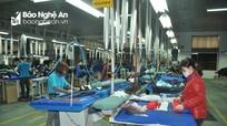 Nghệ An: Dệt may sôi động ca sản xuất đầu năm