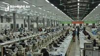Thu hút đầu tư nước ngoài tạo nhiều việc làm cho lao động tại Nghệ An