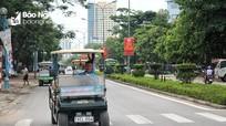 Phường có số người tham gia dịch vụ du lịch đông nhất Nghệ An