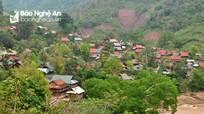 Xã có đường biên giới trên bộ dài nhất Nghệ An