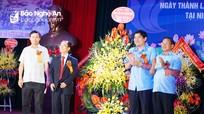 Đồng chí Nguyễn Đắc Vinh dự lễ kỷ niệm 88 năm Xô Viết Nghệ Tĩnh tại tỉnh Ninh Bình