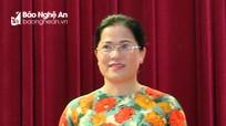 [Infographics]: Chân dung tân nữ Bí thư Thị ủy Cửa Lò