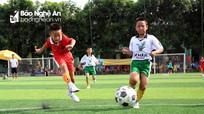 Highlight Nhi đồng Tân Kỳ - Nhi đồng Hưng Nguyên 4-0