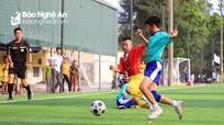 Highlight Tứ kết Nhi đồng Diễn Châu - Nhi đồng Yên Thành 2-3