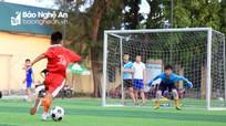 Highlight Tứ kết Nhi đồng Tân Kỳ - Nhi đồng Nam Đàn 9-0
