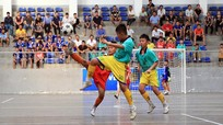 Highlight Chung kết Cúp Báo Nghệ An: Nhi đồng Tân Kỳ - Nhi đồng Quỳ Hợp 2 - 3