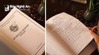 Phụ nữ quê lúa và cuốn 'Nhật ký thăm hộ'