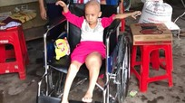 Hoàn cảnh thương tâm của bé gái Nghệ An mắc bệnh hiểm nghèo