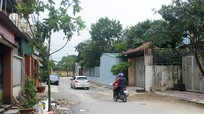 Đường Tản Đà, phường Quán Bàu (TP. Vinh) còn ì ạch đến bao giờ?