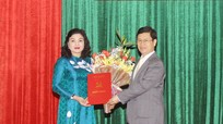 Công bố Quyết định điều động, bổ nhiệm Bí thư Huyện ủy Nam Đàn