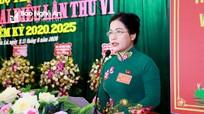 Đồng chí Nguyễn Thị Kim Chi tái đắc cử Bí thư Thị ủy Cửa Lò