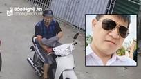 Công an thành phố Vinh truy tìm đối tượng đâm gục người phụ nữ đi xe máy lúc sáng sớm