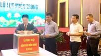 Công ty CP Xi măng Sông Lam quyên góp hơn 89 triệu đồng ủng hộ đồng bào miền Trung bị thiệt hại do mưa lũ