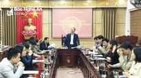 Ủy ban Kiểm tra Tỉnh ủy tổ chức kiểm tra, sát hạch công chức