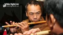 'Ban nhạc' tự phát níu giữ thanh âm của núi rừng xứ Nghệ